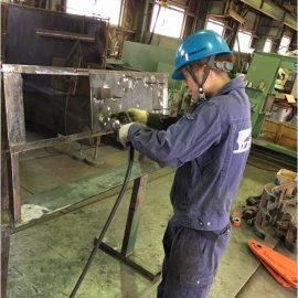 第11回定例会 ユタニ工業にて 2017.05.19